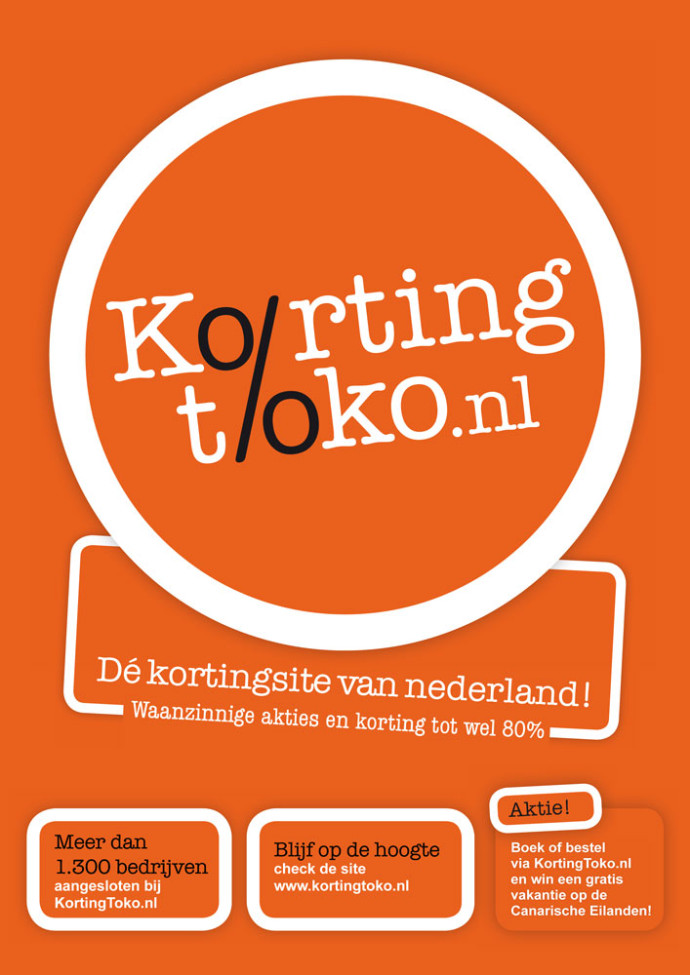 KORTINGTOKO_POSTER