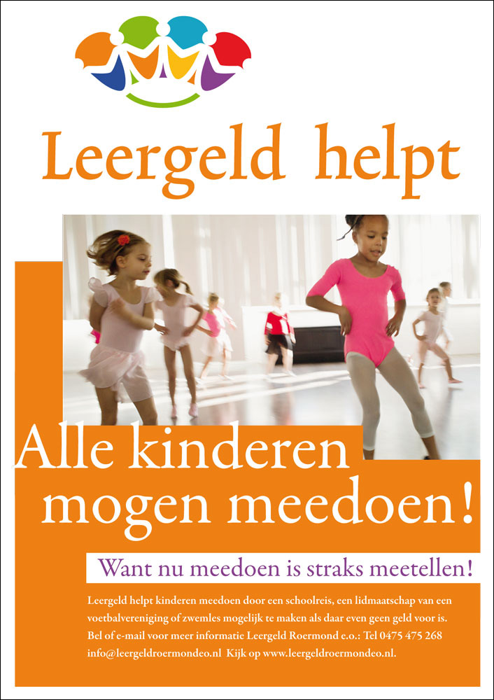 20131028SLR Poster_Leergeld_A3.indd